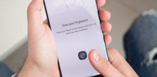Note 20 Biometric Improvement