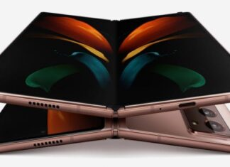 Samsung Galaxy Z Fold 2 Exposed in Details